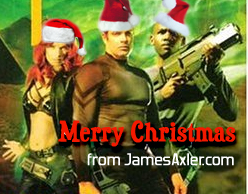 Merry Chrismas from JamesAxler.com 2004