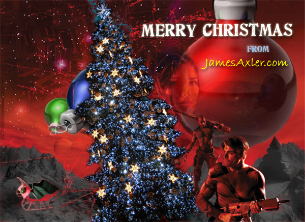Merry Christmas from JamesAxler.com 2007